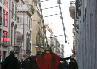 Cristina Pais a Torino - I Mattacchioni