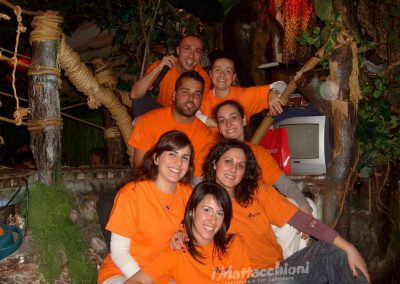 Staff Roma 2009 - I Mattacchioni