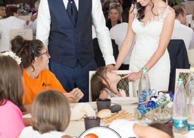 intrattenimento matrimonio staff I Mattacchioni